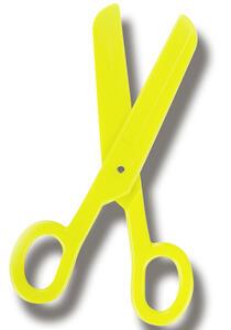 Carnival Toys 6483. Forbici Giganti L.Cm.40 Ca.
