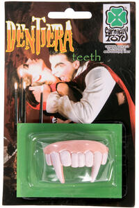 Carnival Toys 6514. Dentiera Vampiro