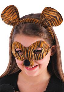 Carnival Toys 6779. Set Tigre Cerchietto E Maschera