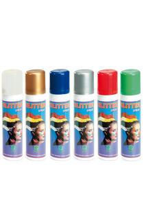 Carnival Toys 7220: Glitter Spray Per Capelli Ml.100 Ca. Col.Ass.