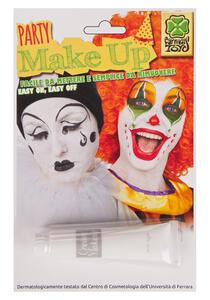 Carnival Toys 7274. Tubetto Fondotinta Bianco Clown Gr.28 3 Ca.