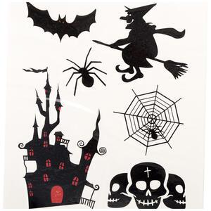 Carnival Toys 7311: Cartella Tatuaggi Halloween In Busta Su Cartoncino