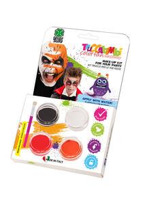 Carnival Toys 7381: Kit Trucco Prof. Ad Acqua (Vampiro) C/ Pennello