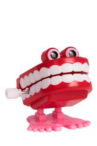 Carnival Toys 7829. Dentiera A Molla