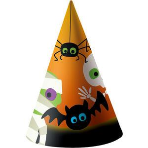 Carnival Toys 7882: 6 Cappellini Halloween H. Cm. 17 Ca. In Busta C/Cav.