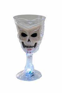 Carnival Toys 9061. Calice Halloween C/Luci Batt.Escl. H.Cm.18 Ca.