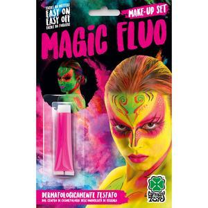 Carnival Toys 9414: Tubetto Fondotinta Rosa Fluo E G.I.D. Ml. 20 Ca. In Blister