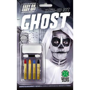 Carnival Toys 9437: Fondotinta Bianco Fantasma + 4 Matite In Blister