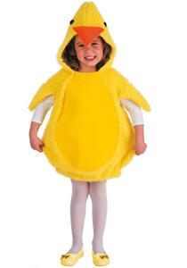 Carnival Toys 61018. Costume Pulcino T.U. Ii-Iii L.Cm.50