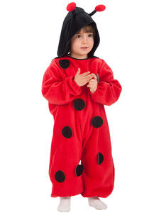 Carnival Toys 63037. Costume Coccinella Baby Tg.Ii