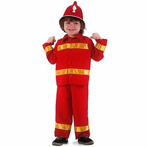 Carnival Toys 63615. Costume Pompiere Tg.Iii