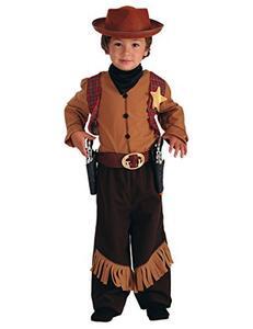 Carnival Toys 65815. Costume Cow-Boy Tg.Iii