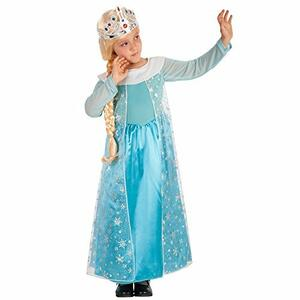 Carnival Toys 66011. Costume Principessa Azzurra T.U.Vi-Vii