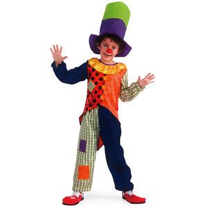 Carnival Toys 68210. Costume Pagliaccio Tg.Vi