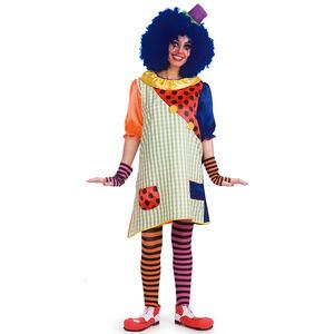 Carnival Toys 80367. Costume Clown Ridolina Tg.M