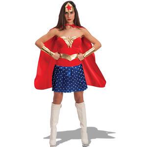 Carnival Toys 80917. Costume Super Woman T.U. M-L