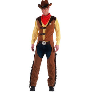 Carnival Toys 83211. Costume Cow-Boy Tg.M