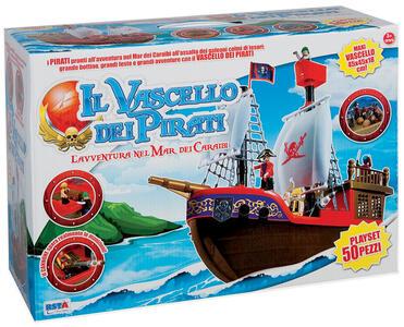 Vascello Pirati Playset 50 pezzi - 2