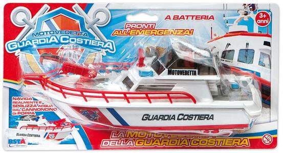 Motovedetta Guardia Costa a batteria - 2