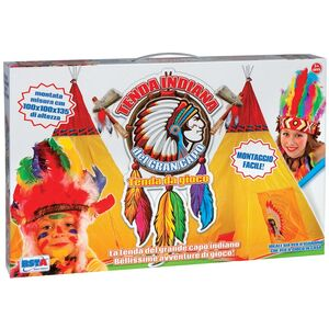 Giocattolo Tenda Indiani Ronchi Supertoys