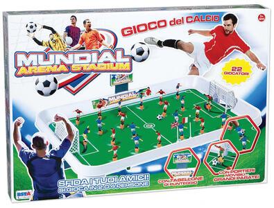 Gioco Calcio Mundial Arena - 2