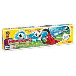 Giocattolo Porta Calcio Mini + Pallone + Pompa RST