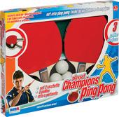 Racchette Ping Pong 2 Pezzi + Rete