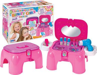 Foto di Specchiera Beauty con Phon, Giochi e giocattoli