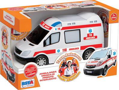 Ambulanza Luci Suoni - 2