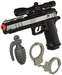 Pistola Polizia con Accessori RST Asia