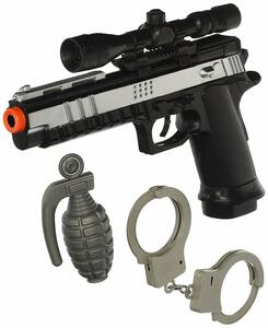 Pistola Polizia con Accessori RST Asia - 3