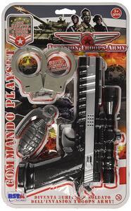 Pistola Polizia con Accessori RST Asia - 4