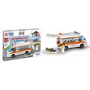 Kids Target 10067. Emergency Team Playset Ambulanza