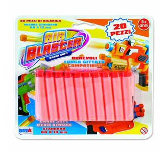Blister 20 Dardi Air Blaster