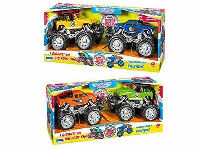 Motor Racer Big Foot 10102