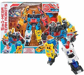 Robot Transformer 5 in 1 RST Asia
