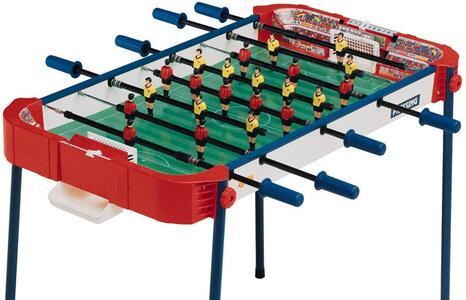Calcio Balilla. Pressing