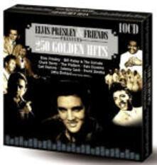 Elvis Presley & Friends presents 250 Golden Hits - CD Audio di Elvis Presley
