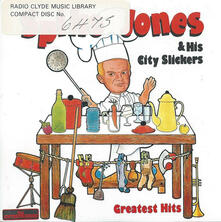 Greatest Hits - CD Audio di Spike Jones