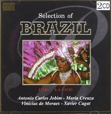Selection of Brazil De Luxe - CD Audio