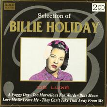 Selection of... - CD Audio di Billie Holiday