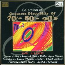 Greatest Disco Hits of 70s 80s 90s - CD Audio