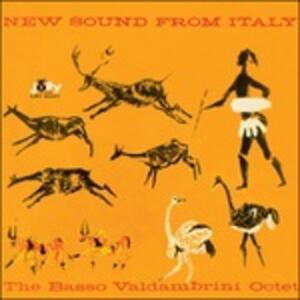 New Sound from Italy - Vinile LP di Gianni Basso,Oscar Valdambrini