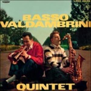 Basso-Valdambrini Quintet - Vinile LP di Gianni Basso,Oscar Valdambrini