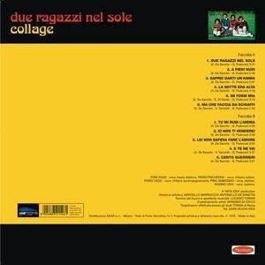 Due ragazzi nel sole - Vinile LP di Collage - 2