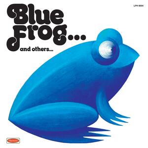 Blue Frog... And Others - Vinile LP di Enrico Simonetti