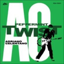 Peppermint Twist - CD Audio di Adriano Celentano