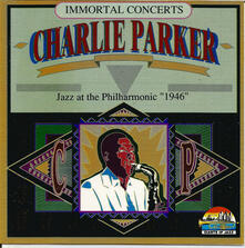 Charlie Parker Immortal Concerts - CD Audio di Benny Goodman