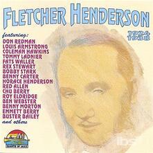 1924-1936 - CD Audio di Fletcher Henderson