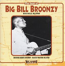 Best of - CD Audio di Big Bill Broonzy